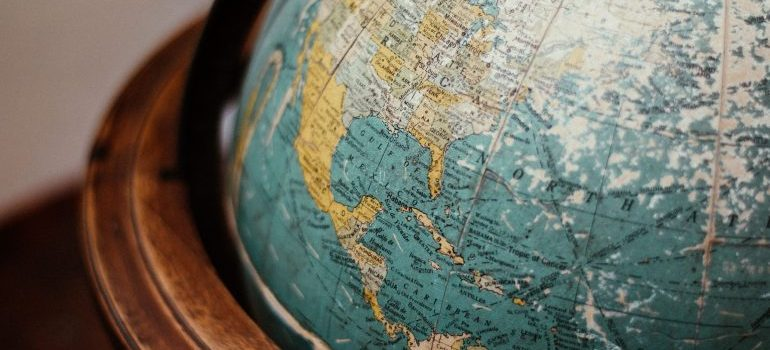 long distance movers texas can help you move anywhere on the Globe