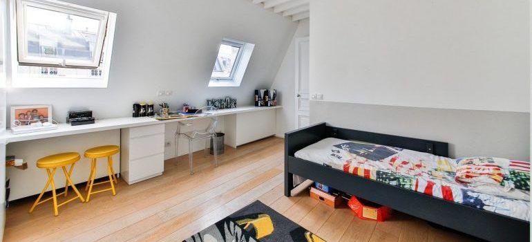 a boys room
